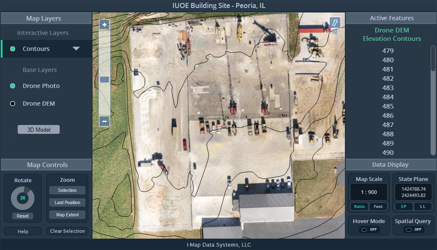 I-Maps Photogrammetry